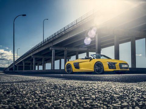 Foto Audi R8 Cabrio