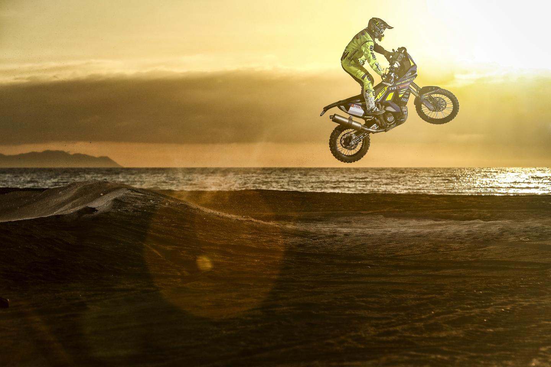 2018 Dakar Proyect
