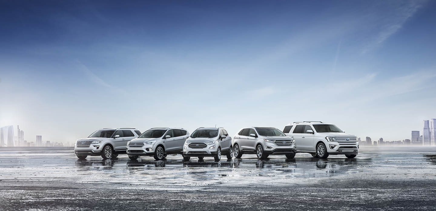FORD SUV´S