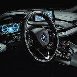 Fotografía BMW volante i8