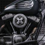 Fotografía producto moto Logan Lobezno