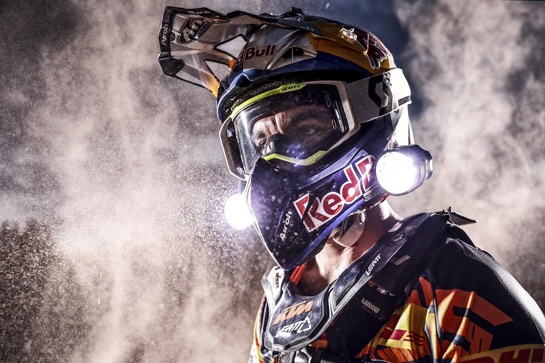 Alfredo Gomez. Red Bull