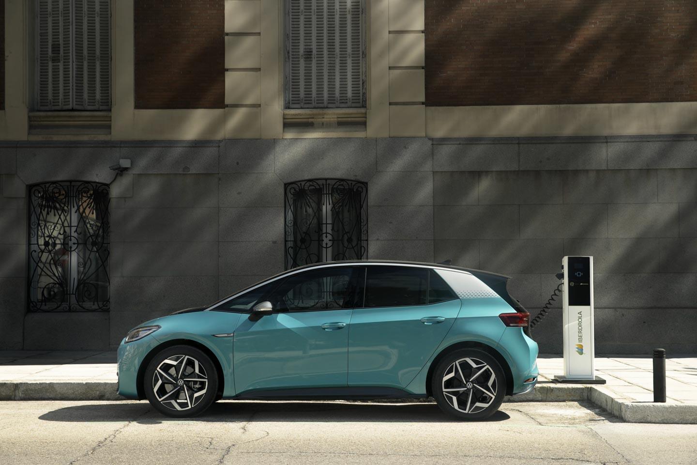 Automotive photographer Volkswagen